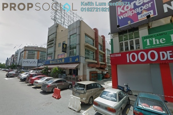 For Rent Office at IOI Business Park, Bandar Puchong Jaya Freehold Fully Furnished 0R/0B 3.5k