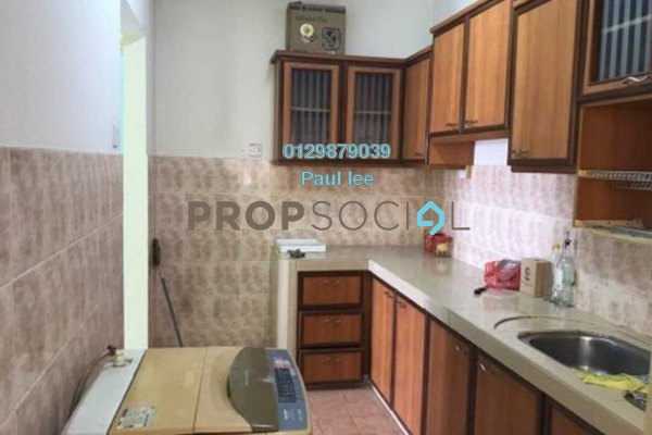 For Rent Apartment at Saraka Apartment, Pusat Bandar Puchong Freehold Semi Furnished 3R/2B 1.1k