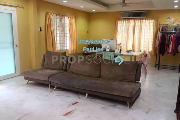For Sale Terrace at PU10, Bandar Puchong Utama Freehold Semi Furnished 4R/3B 688k