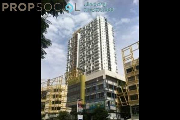 For Sale Office at Neo Damansara, Damansara Perdana Freehold Semi Furnished 0R/1B 800k