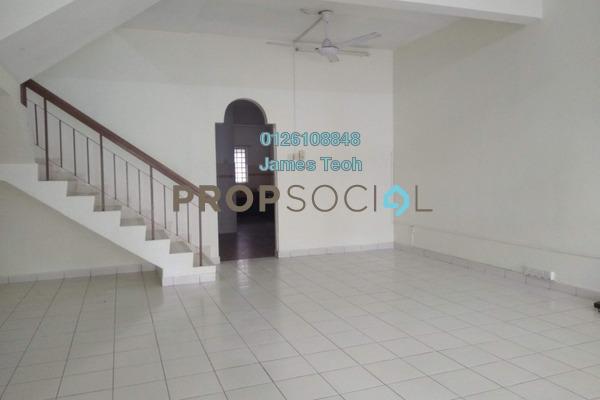 For Sale Terrace at Bandar Puteri Klang, Klang Freehold Semi Furnished 4R/3B 580k