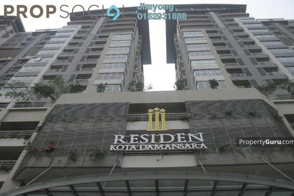 For Rent Serviced Residence at I Residence, Kota Damansara Freehold Fully Furnished 3R/2B 2.6k