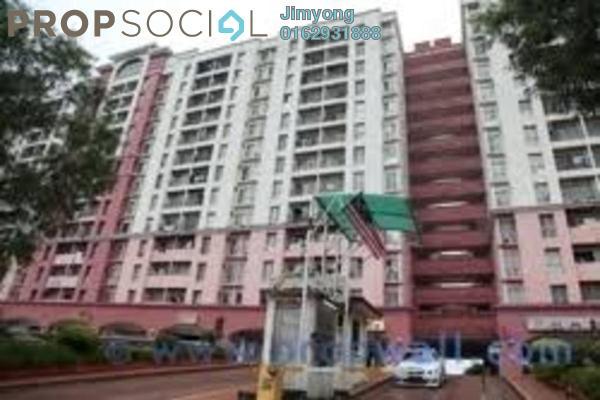 For Rent Apartment at Sutramas, Bandar Puchong Jaya Freehold Semi Furnished 3R/2B 1k