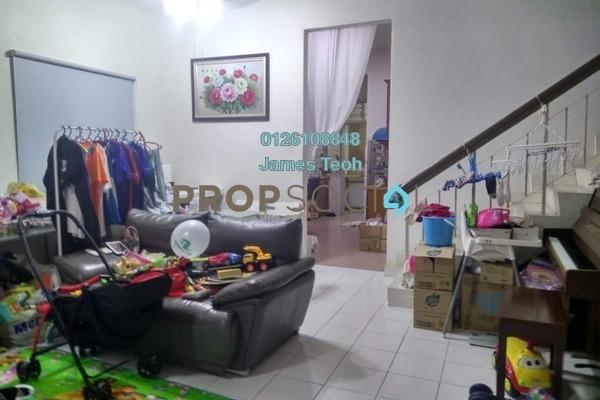For Sale Terrace at Bandar Puteri Klang, Klang Freehold Semi Furnished 4R/3B 549k