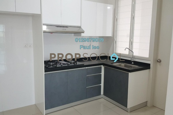 For Rent Condominium at Riverville Residences, Old Klang Road Freehold Semi Furnished 4R/2B 1.9k