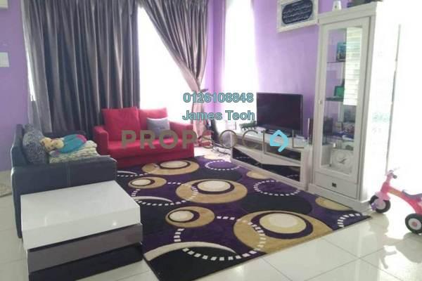 For Sale Terrace at Bandar Puteri Klang, Klang Freehold Semi Furnished 4R/3B 665k