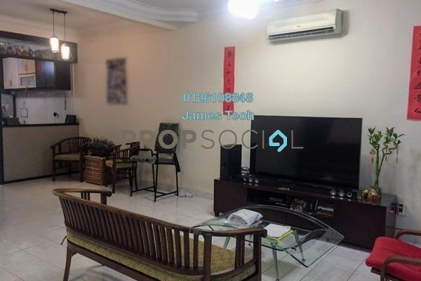 For Sale Terrace at Bandar Botanic, Klang Freehold Semi Furnished 4R/3B 720k