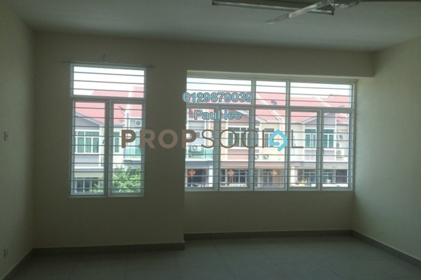 For Rent Terrace at Aster, Bandar Puchong Utama Freehold Semi Furnished 4R/3B 1.7k