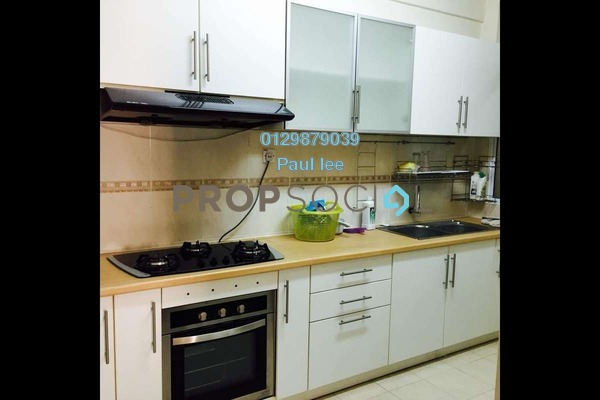 For Rent Condominium at Aseana Puteri, Bandar Puteri Puchong Freehold Fully Furnished 3R/2B 1.9k