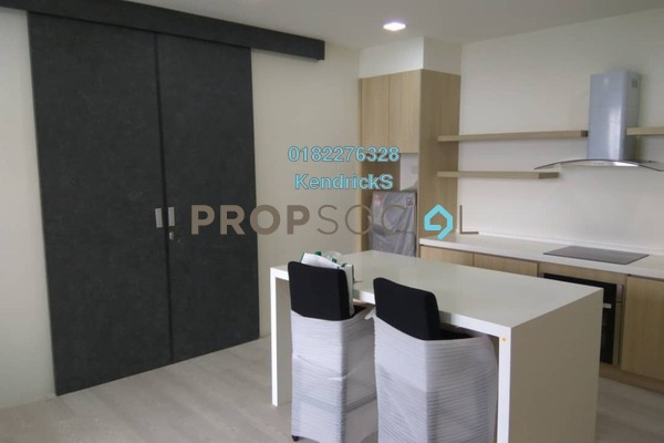For Sale Serviced Residence at Sky Park, Cyberjaya Freehold Fully Furnished 1R/2B 580k