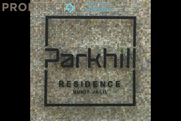 For Rent Condominium at Parkhill Residence, Bukit Jalil Freehold Fully Furnished 1R/1B 650translationmissing:en.pricing.unit