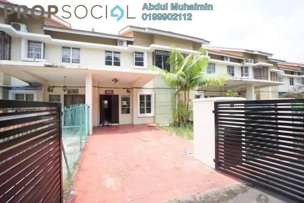 For Sale Terrace at Sungai Buloh Country Resort, Sungai Buloh Freehold Semi Furnished 4R/3B 400k