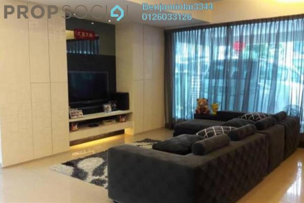 For Sale Semi-Detached at Sierramas, Sungai Buloh Freehold Fully Furnished 4R/5B 1.55m