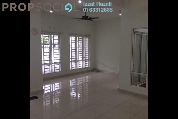 For Sale Terrace at E-Boulevard, Denai Alam Freehold Semi Furnished 5R/5B 920k