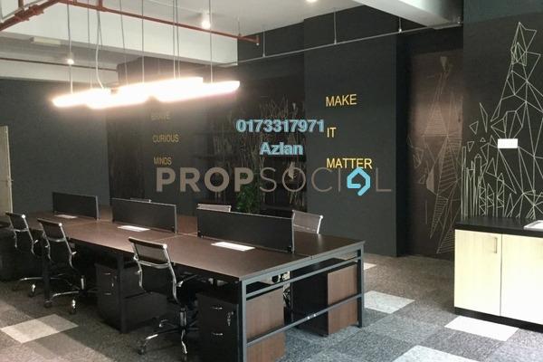 For Sale Shop at Metropolitan Square, Damansara Perdana Freehold Semi Furnished 0R/0B 555k