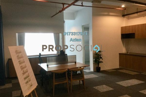 For Sale Office at Metropolitan Square, Damansara Perdana Freehold Semi Furnished 0R/0B 301k