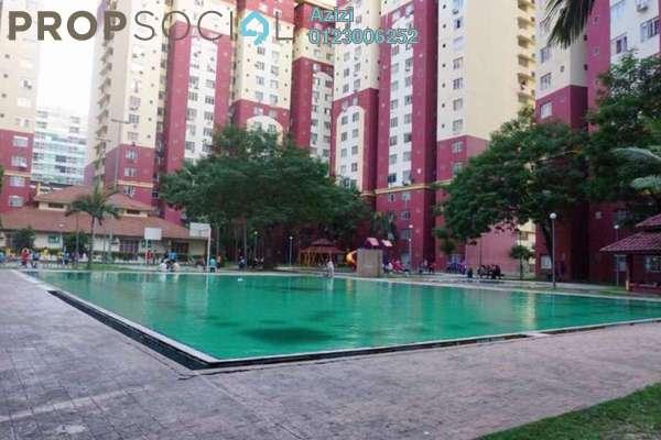 For Sale Apartment at Mentari Court 2, Bandar Sunway Leasehold Unfurnished 3R/2B 250k