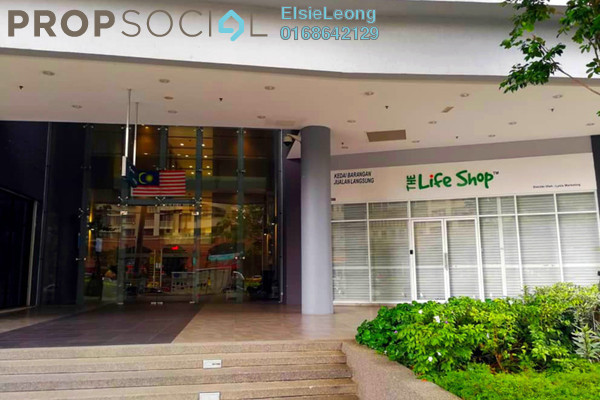 For Sale Shop at Tropicana Avenue, Tropicana Leasehold Semi Furnished 0R/0B 2.3m