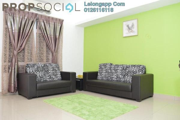 For Sale Terrace at Taman Tasik Semenyih, Semenyih Freehold Unfurnished 3R/2B 288k
