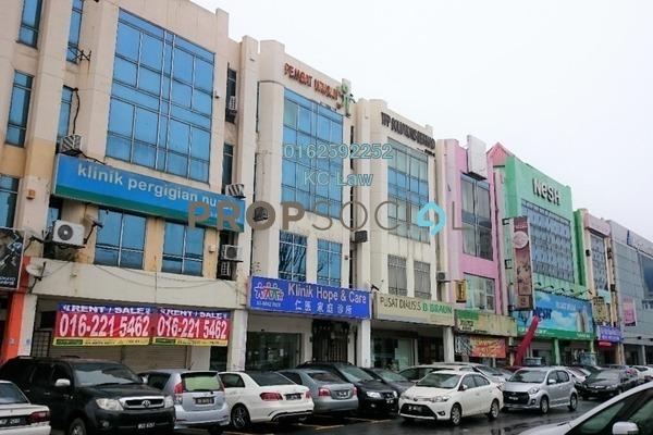 For Rent Office at Puteri 5, Bandar Puteri Puchong Freehold Semi Furnished 0R/0B 1.8k