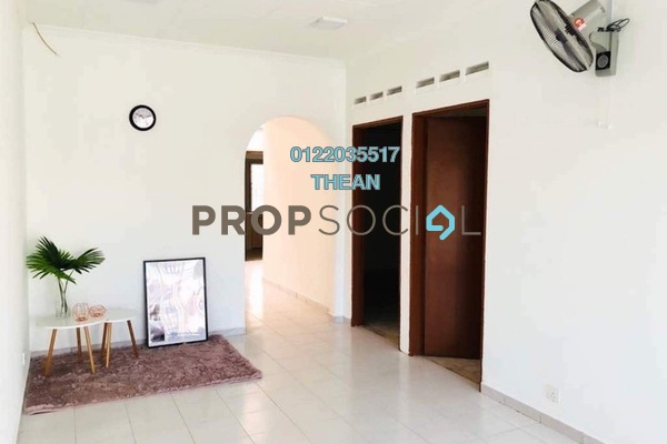 For Rent Terrace at Section 14, Petaling Jaya Freehold Semi Furnished 3R/2B 1.8k