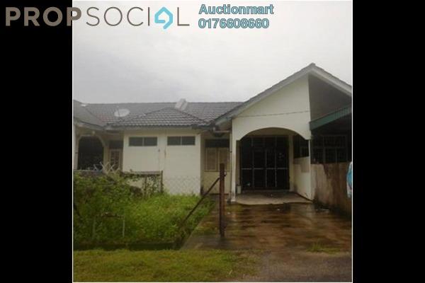 For Sale Terrace at Taman Murni Perdana, Dungun Leasehold Unfurnished 0R/0B 130k