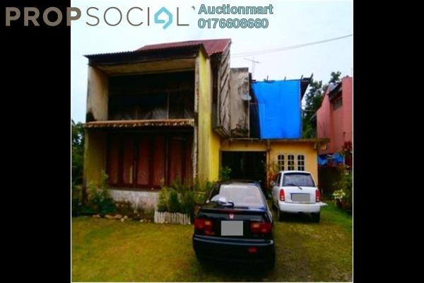 For Sale Bungalow at Sarai, Kuala Terengganu Freehold Unfurnished 0R/0B 203k