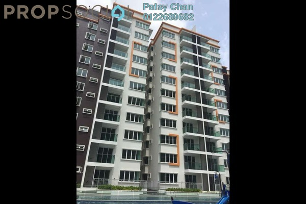 For Sale Condominium at Hijauan Saujana, Saujana Freehold Semi Furnished 3R/2B 700k