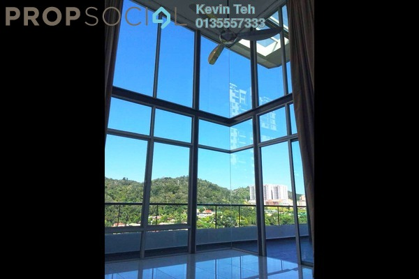 For Rent Condominium at Kiara 1888, Mont Kiara Freehold Semi Furnished 5R/5B 9.5k