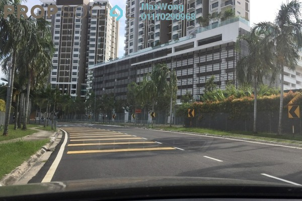 For Rent Condominium at Putra Residence, Putra Heights Freehold Semi Furnished 2R/2B 1.65k