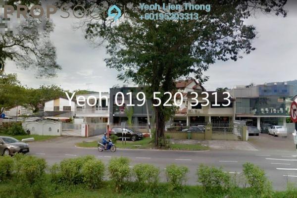 For Sale Shop at Taman Green Lane, Green Lane Freehold Semi Furnished 4R/2B 3.6m