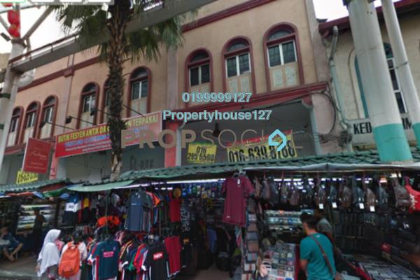 For Rent Shop at Petaling Street, Pudu Freehold Unfurnished 0R/0B 16k