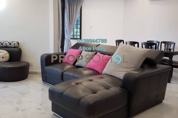 For Rent Condominium at Marina Tower, Tanjung Bungah Freehold Fully Furnished 3R/2B 1.9k