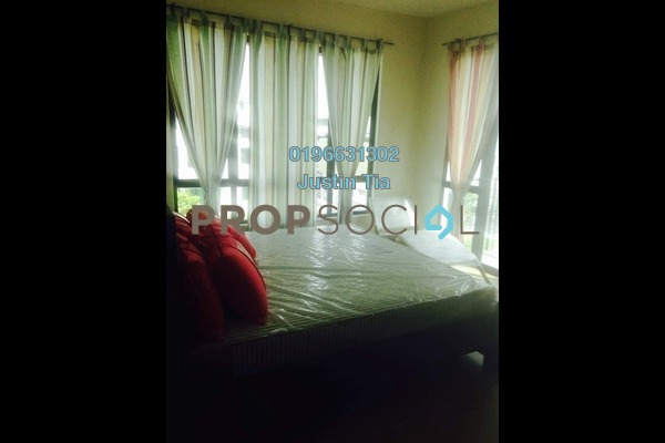 For Rent Superlink at Zircona, Alam Impian Freehold Fully Furnished 6R/7B 4.5k