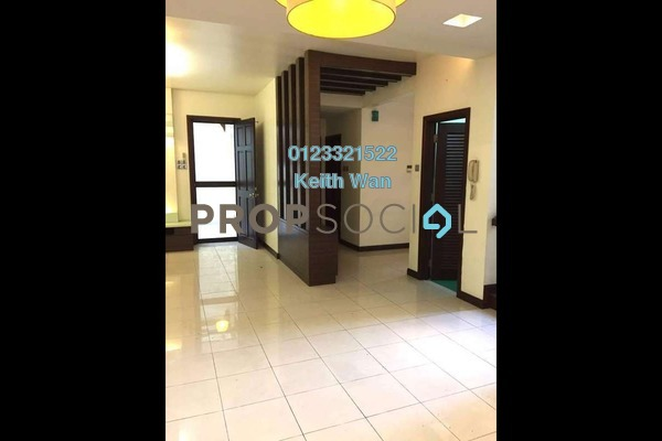 For Sale Terrace at Nadia, Desa ParkCity Freehold Semi Furnished 6R/6B 2.6m