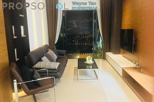 For Sale Serviced Residence at AraTre' Residences, Ara Damansara Leasehold Fully Furnished 3R/2B 740k