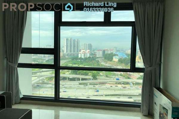 For Rent Serviced Residence at Vogue Suites One @ KL Eco City, Mid Valley City Freehold Fully Furnished 1R/1B 2.7k