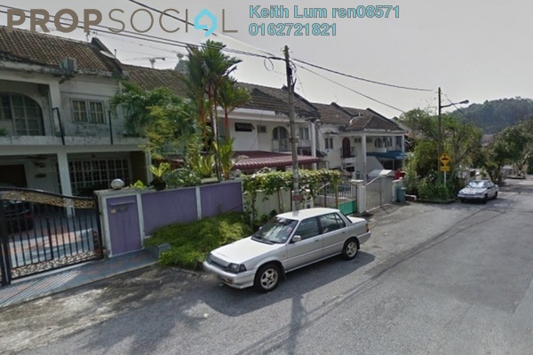 For Rent Terrace at Damai Circles, Alam Damai Freehold Semi Furnished 4R/4B 1.65k