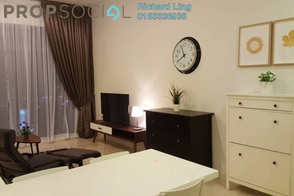 For Rent Serviced Residence at Vogue Suites One @ KL Eco City, Mid Valley City Freehold Fully Furnished 1R/1B 3k