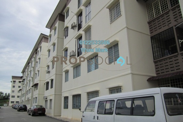 For Rent Apartment at Angsana Apartment, Puchong Freehold Unfurnished 3R/2B 600translationmissing:en.pricing.unit