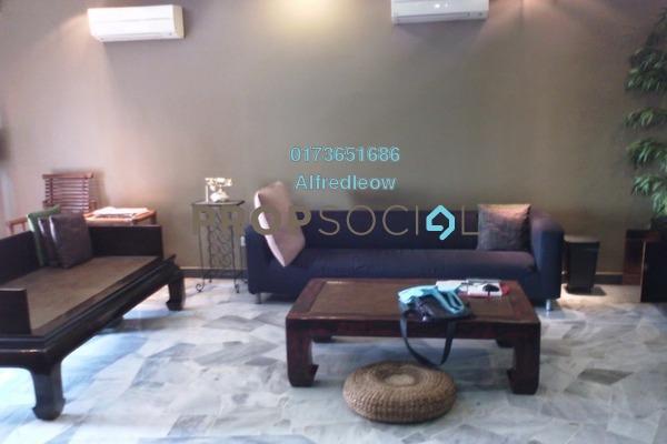 For Sale Condominium at Sri Alam, Shah Alam Freehold Semi Furnished 4R/2B 500k