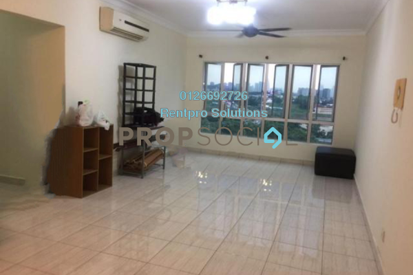 For Rent Condominium at Green Avenue, Bukit Jalil Freehold Semi Furnished 4R/2B 1.65k