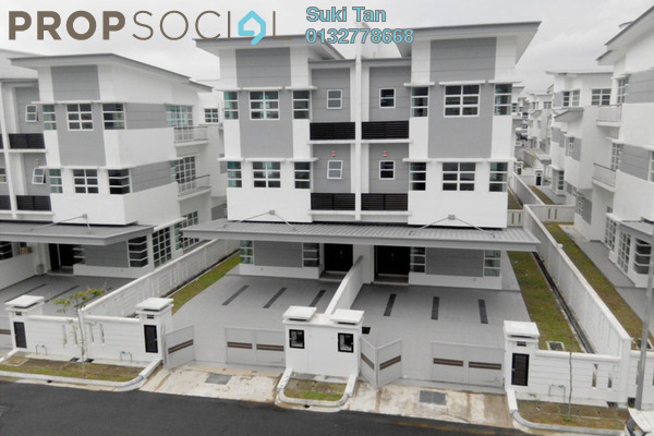 For Sale Semi-Detached at Blue Sky Residence, Selayang Heights Freehold Unfurnished 5R/4B 1.5m