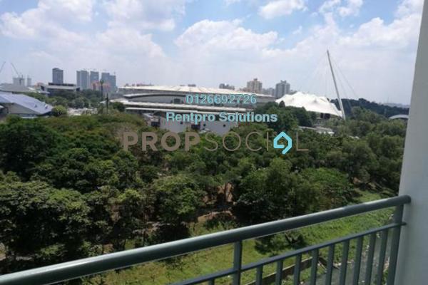 For Rent Apartment at PPA1M Bukit Jalil, Bukit Jalil Freehold Semi Furnished 3R/2B 1.4k