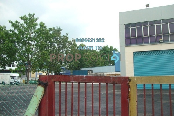 For Rent Factory at BP1, Bandar Bukit Puchong Freehold Semi Furnished 0R/0B 20k