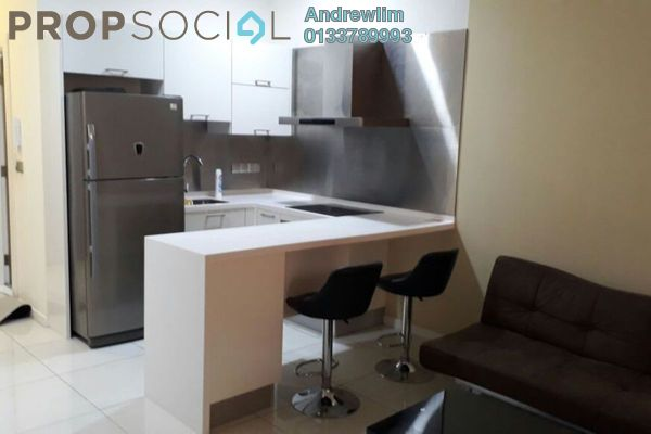 For Sale Condominium at M Suites, Ampang Hilir Freehold Fully Furnished 0R/1B 580k