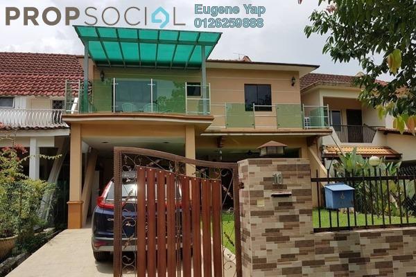 For Sale Terrace at Taman Sri Ukay, Ukay Freehold Semi Furnished 5R/4B 1.2m