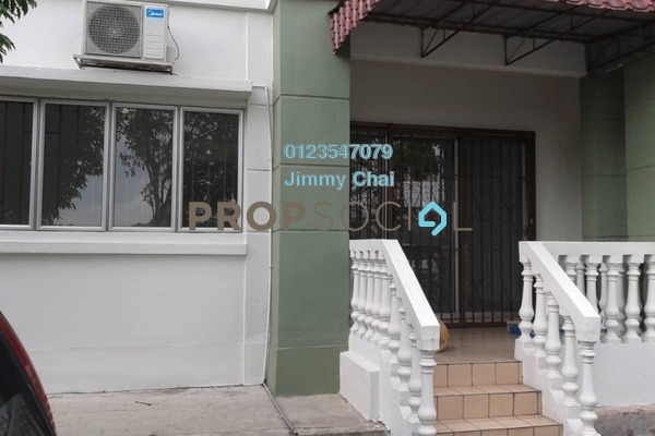 For Sale Apartment at Sri Mekar Apartment, Bandar Puchong Jaya Freehold Unfurnished 3R/2B 440k