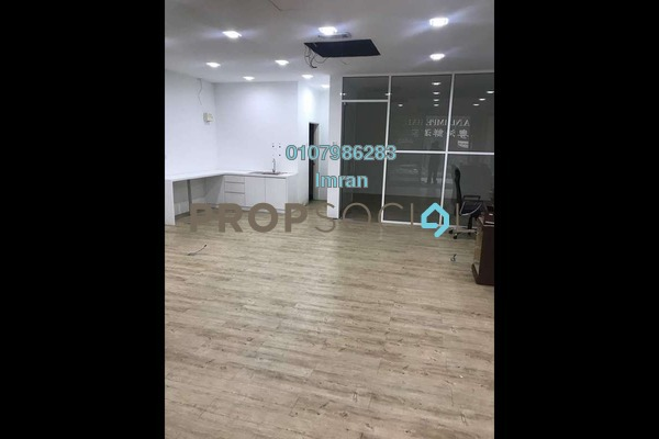 For Rent Office at Plaza Damas 3, Sri Hartamas Freehold Fully Furnished 0R/0B 7.5k