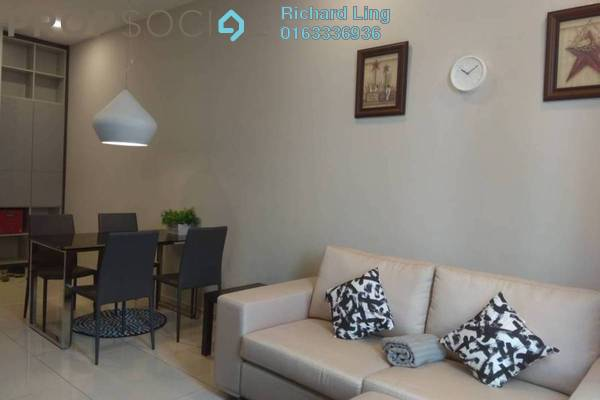 For Rent Serviced Residence at The Robertson, Pudu Freehold Fully Furnished 1R/1B 2.8k